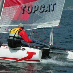 Katamaran segeln sport  Katamaransegeln - Segelsport Oberland